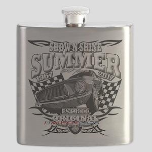 CAR SHOW 2017 Flask