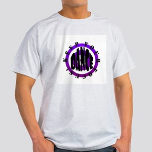 Keep you Focus - DANCE Ash Grey T-Shirt