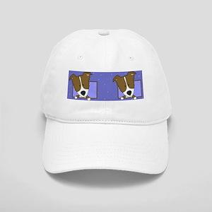 bordercolliebrn_drawing_mug Cap