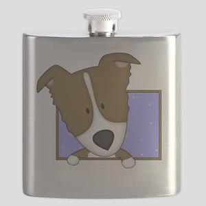 2-bordercolliebrn_drawing Flask