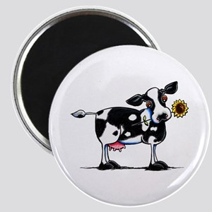 "Sunny Cow 2.25"" Magnet (10 pack)"