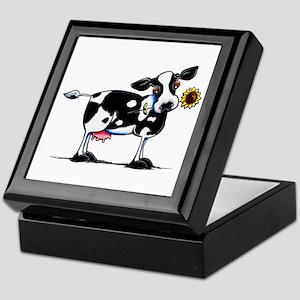 Sunny Cow Keepsake Box