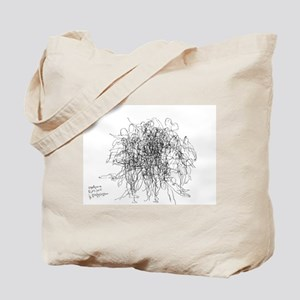 """Rob Shepperson """"eyeSpace"""" Tote Bag"""