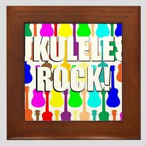 2012 Rock Collection Framed Tile