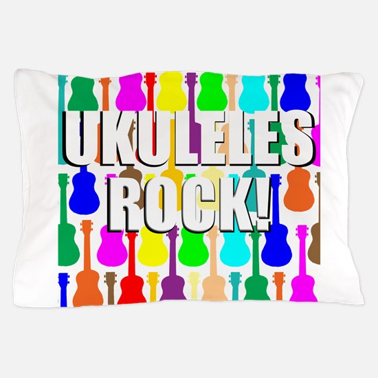 2012 Rock Collection Pillow Case