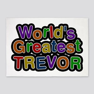 World's Greatest Trevor 5'x7' Area Rug