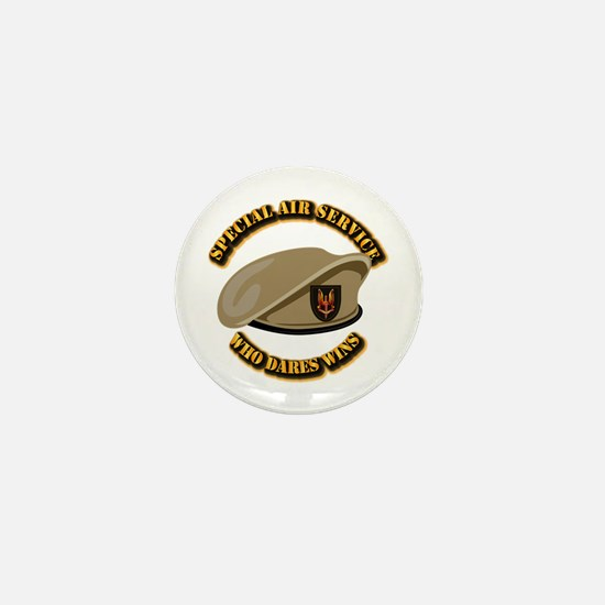 Special Air Service - UKSF Mini Button