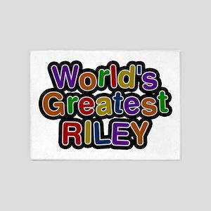 World's Greatest Riley 5'x7' Area Rug
