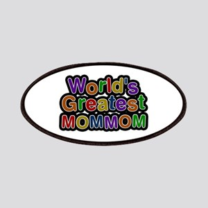 World's Greatest Mommom Patch