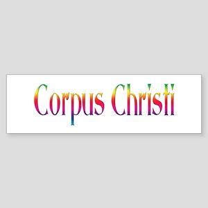 Corpus Christi Bumper Sticker
