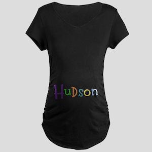 Hudson Play Clay Maternity Dark T-Shirt