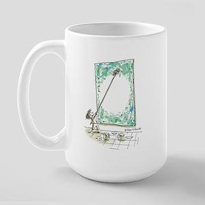 Vashti Paints a Dot! Large Mug