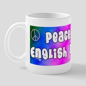 hippie_englishbull Mug