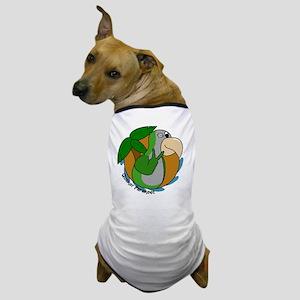 cartoon_quaker Dog T-Shirt