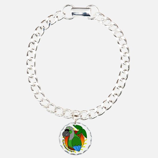 cartoon_greencheek Bracelet