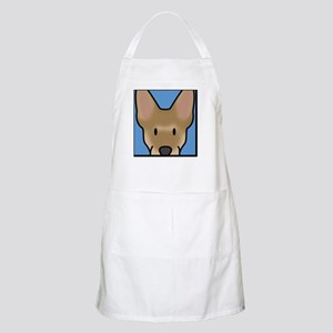 anime_carolina_blk Apron
