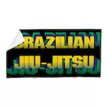 Brazilian Jiu Jitsu Beach Towel
