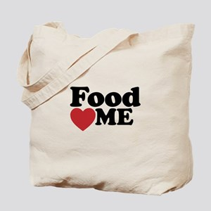 Food Loves Me Tote Bag