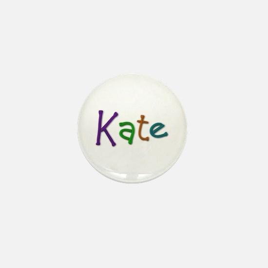 Kate Play Clay Mini Button