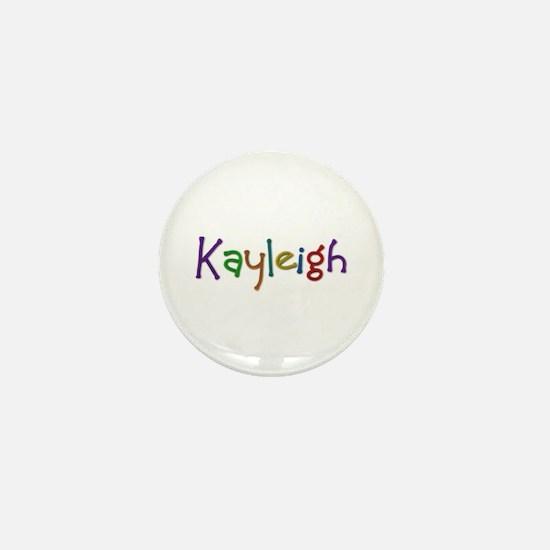 Kayleigh Play Clay Mini Button