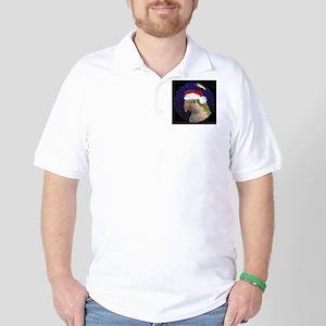 christmasnight_quaker2 Golf Shirt