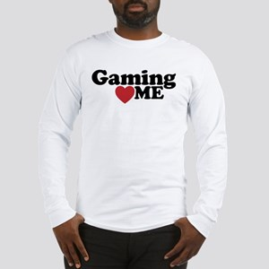 Gaming Loves Me Long Sleeve T-Shirt