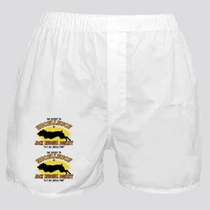 jackrussell_excellence_sticker Boxer Shorts