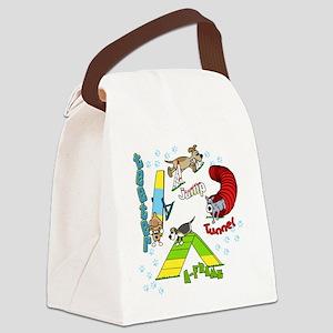 agilityfun Canvas Lunch Bag