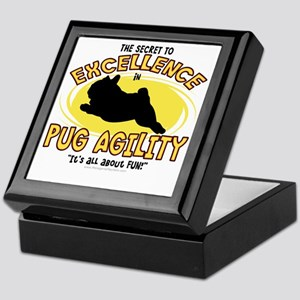 pug_excellence Keepsake Box