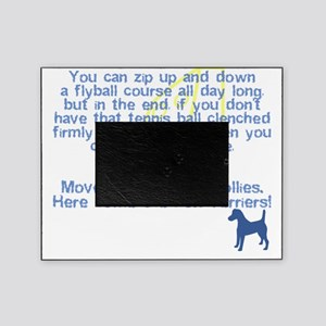 herecomethe_smoothfox Picture Frame