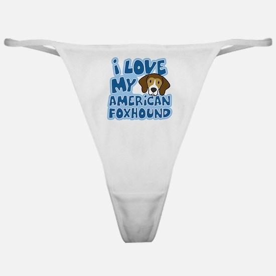 americanfoxhound_animelove Classic Thong