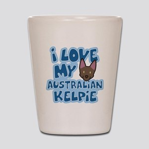 auskelpie_animelove Shot Glass