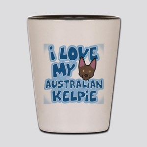 auskelpie_animelove_ornament Shot Glass