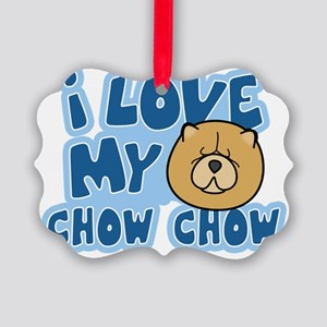 chowchow_animelove Picture Ornament
