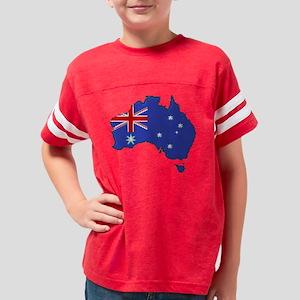 10x10_black-shirt Youth Football Shirt