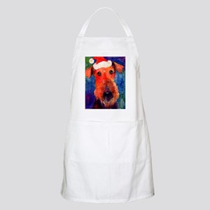 Airedale BBQ Apron