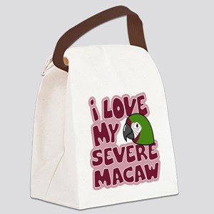 animelove_severe Canvas Lunch Bag