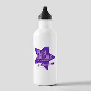 Purple 2011 Design Water Bottle