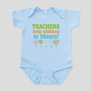 Teachers Help Children Bloom Body Suit