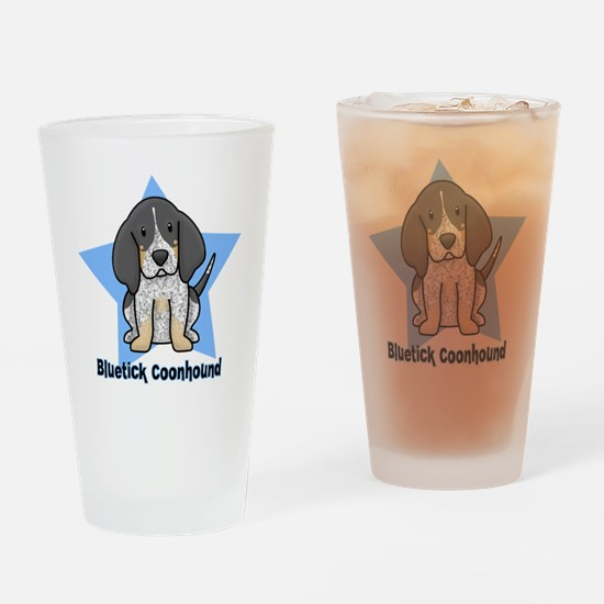staranime_bluetick_cp Drinking Glass