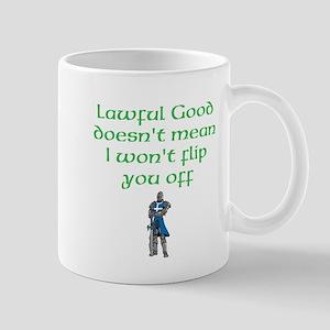Lawful Good Mug