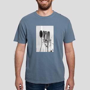 Microphone recording equ Mens Comfort Colors Shirt