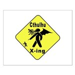 Cthulhu Crossing! Small Poster
