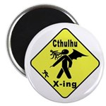 Cthulhu Crossing! Magnet