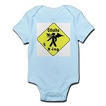 Cthulhu Crossing! Infant Bodysuit