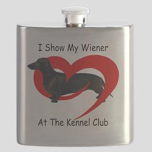 kennel-club Flask