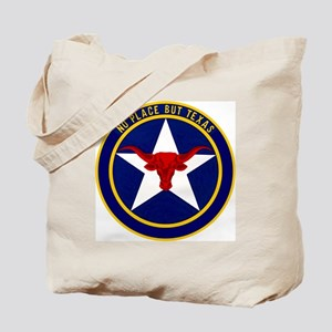 texas-round Tote Bag