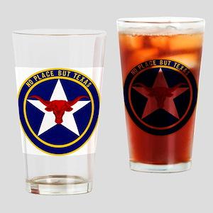 texas-round Drinking Glass