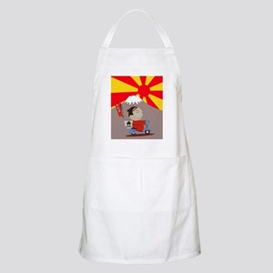 sushi scooter2 Apron