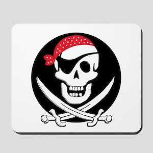 cant-sleep-pirates-black Mousepad